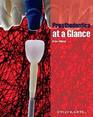 Portada del libro 9781405176910 Prosthodontics at a Glance