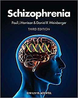 Portada del libro 9781405176972 Schizophrenia