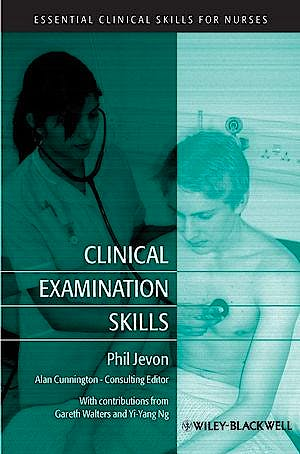 Portada del libro 9781405178860 Clinical Examination Skills