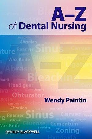 Portada del libro 9781405179089 A-Z of Dental Nursing