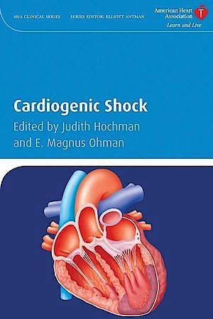 Portada del libro 9781405179263 Cardiogenic Shock
