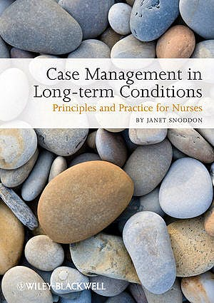 Portada del libro 9781405180054 Case Management of Long Term Conditions. Principles and Practice for Nurses