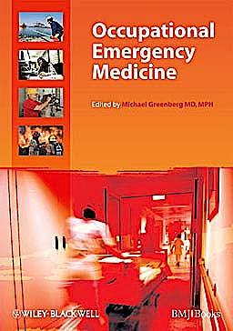 Portada del libro 9781405180719 Occupational Emergency Medicine