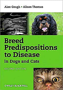 Portada del libro 9781405180788 Breed Predispositions to Disease in Dogs and Cats