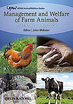 Portada del libro 9781405181747 Management and Welfare of Farm Animals: The Ufaw Farm Handbook