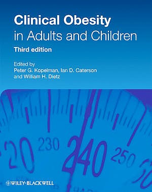 Portada del libro 9781405182263 Clinical Obesity in Adults and Children
