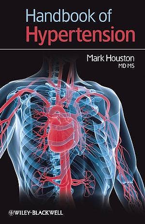 Portada del libro 9781405182508 Handbook of Hypertension