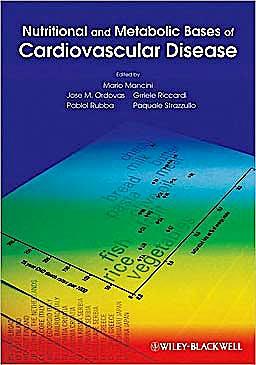 Portada del libro 9781405182768 Nutrition and Metabolic Bases of Cardiovascular Disease