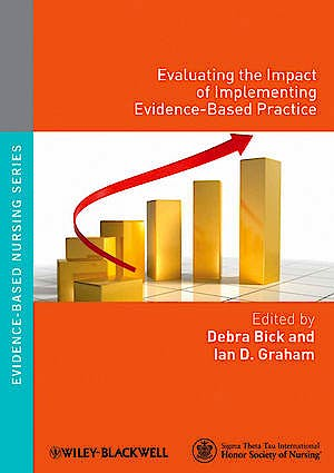 Portada del libro 9781405183840 Evaluating the Impact of Implementing Evidence-Based Practice