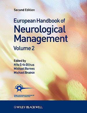 Portada del libro 9781405185349 European Handbook of Neurological Management, Volume 2