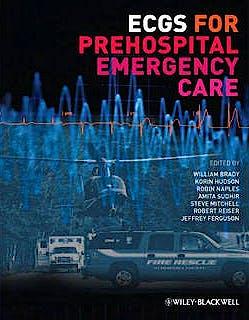 Portada del libro 9781405185776 The Ecg in Prehospital Emergency Care
