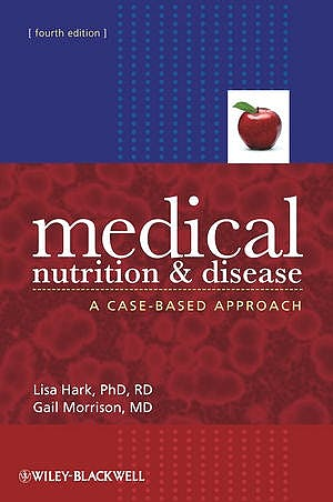 Portada del libro 9781405186155 Medical Nutrition and Disease. a Case-Based Approach