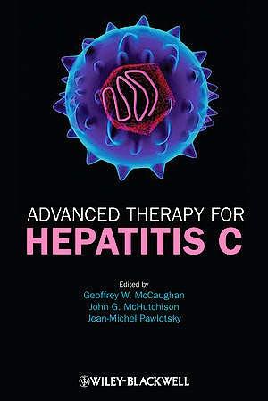 Portada del libro 9781405187459 Advanced Therapy for Hepatitis C