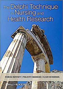 Portada del libro 9781405187541 The Delphi Technique in Nursing and Health Research