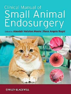 Portada del libro 9781405190015 Clinical Manual of Small Animal Endosurgery