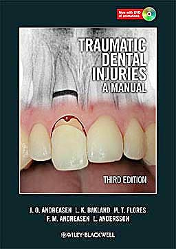 Portada del libro 9781405190619 Traumatic Dental Injuries. a Manual + Dvd