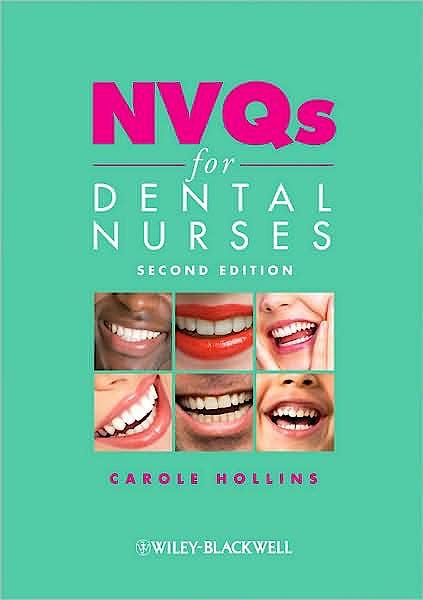 Portada del libro 9781405192569 Nvqs for Dental Nurses