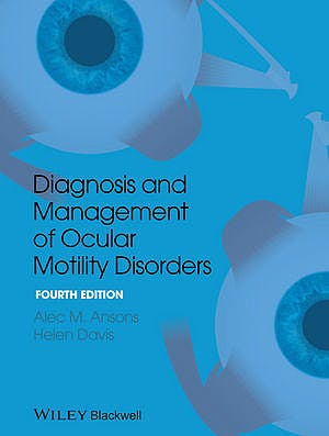 Portada del libro 9781405193061 Diagnosis and Management of Ocular Motility Disorders
