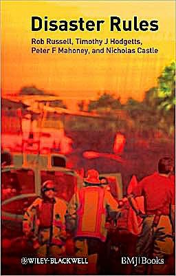 Portada del libro 9781405193788 Disaster Rules