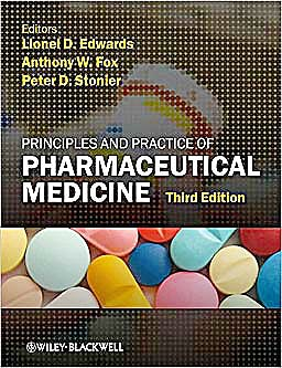 Portada del libro 9781405194723 Principles and Practice of Pharmaceutical Medicine