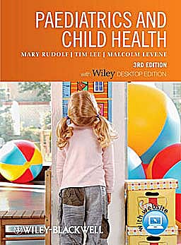 Portada del libro 9781405194747 Paediatrics and Child Health, Includes Free Desktop Edition