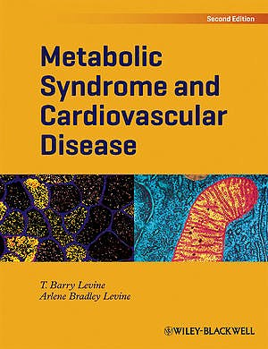 Portada del libro 9781405195751 Metabolic Syndrome and Cardiovascular Disease