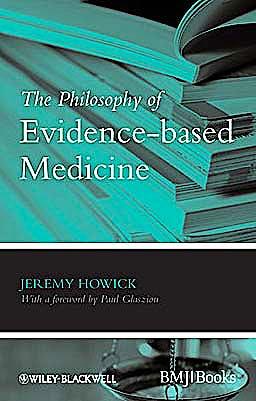 Portada del libro 9781405196673 The Philosophy of Evidence-Based Medicine