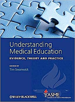 Portada del libro 9781405196802 Understanding Medical Education: Evidence, Theory and Practice