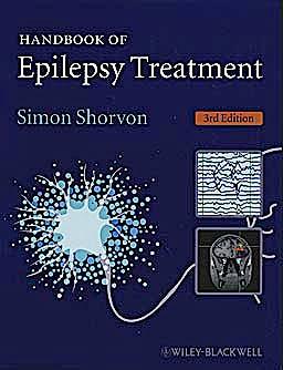 Portada del libro 9781405198189 Handbook of Epilepsy Treatment