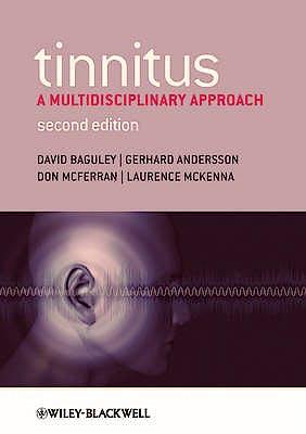 Portada del libro 9781405199896 Tinnitus. a Multidisciplinary Approach