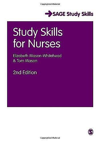 Portada del libro 9781412934176 Study Skills for Nurses