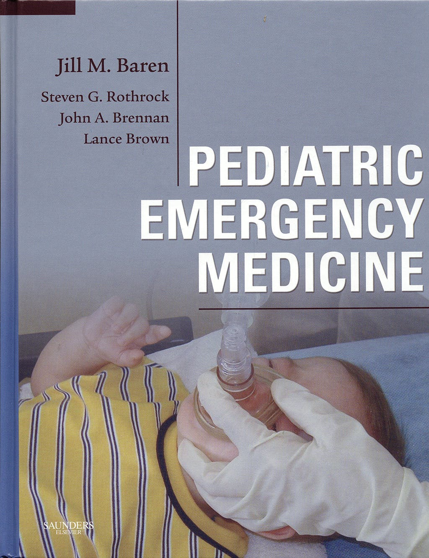 Portada del libro 9781416000877 Pediatric Emergency Medicine