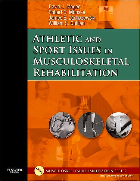 Portada del libro 9781416022640 Athletic and Sport Issues in Musculoskeletal Rehabilitation