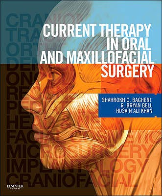 Portada del libro 9781416025276 Current Therapy in Oral and Maxillofacial Surgery