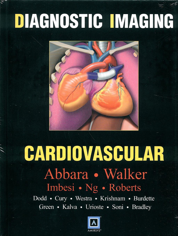 Portada del libro 9781416033400 Diagnostic Imaging. Cardiovascular