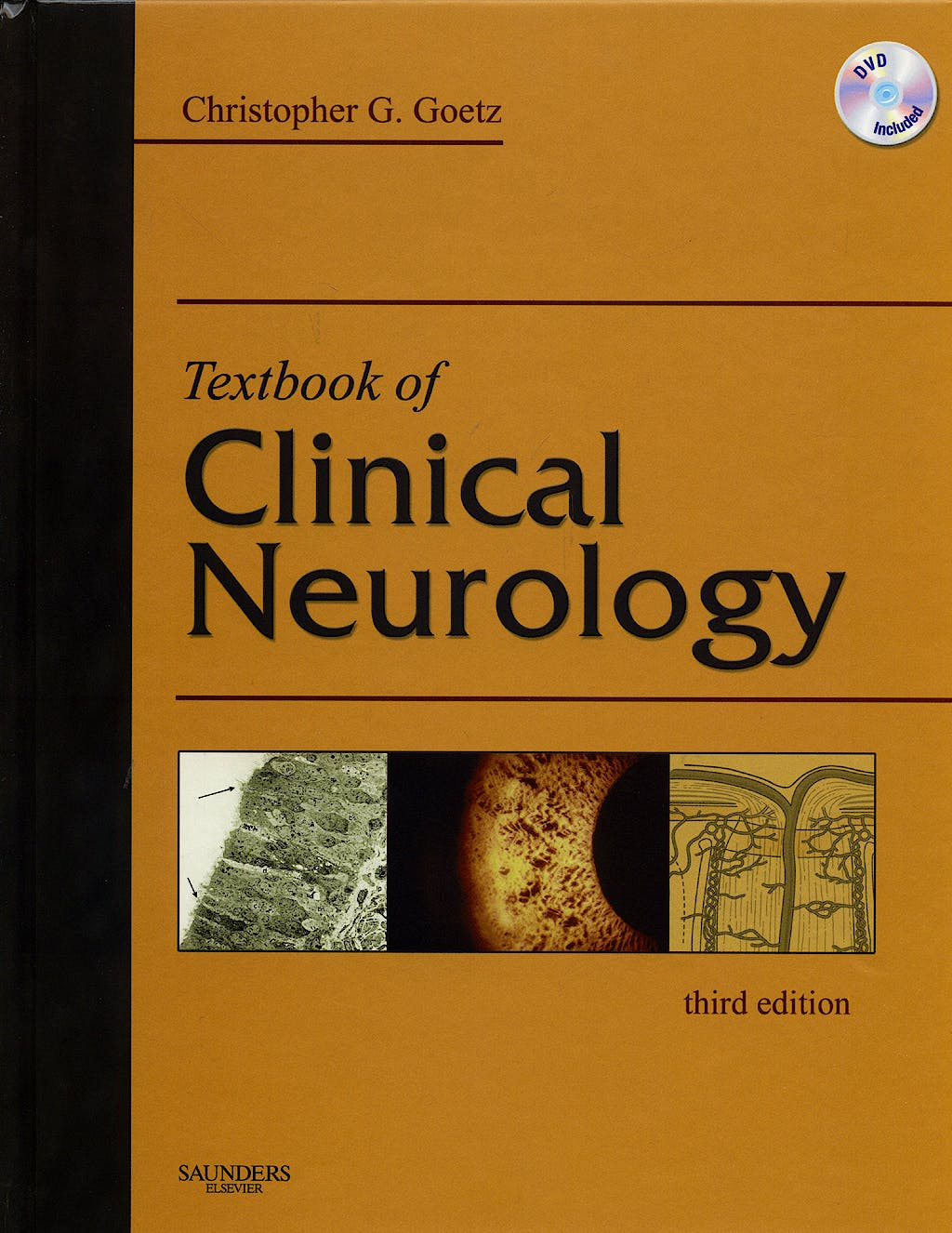 Portada del libro 9781416036180 Textbook of Clinical Neurology