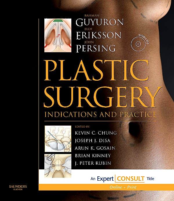 Portada del libro 9781416040811 Plastic Surgery. Indications and Practice, 2 Vols. + Dvd