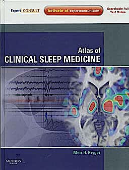 Portada del libro 9781416047117 Atlas of Clinical Sleep Medicine (Online and Print)