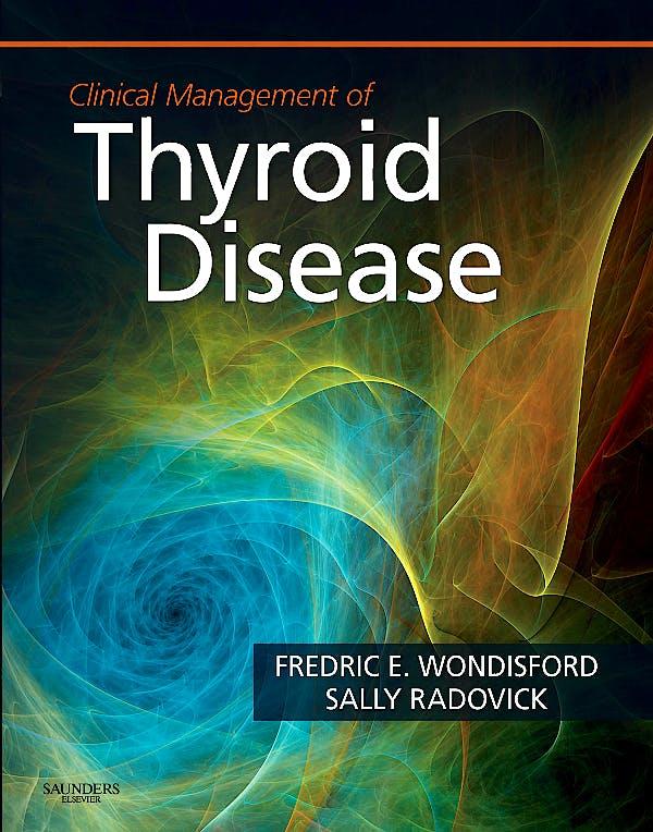 Portada del libro 9781416047452 Clinical Management of Thyroid Disease