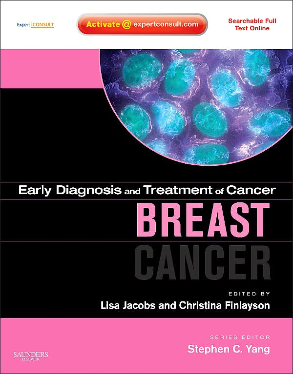 Portada del libro 9781416049326 Early Diagnosis and Treatment of Cancer. Breast Cancer