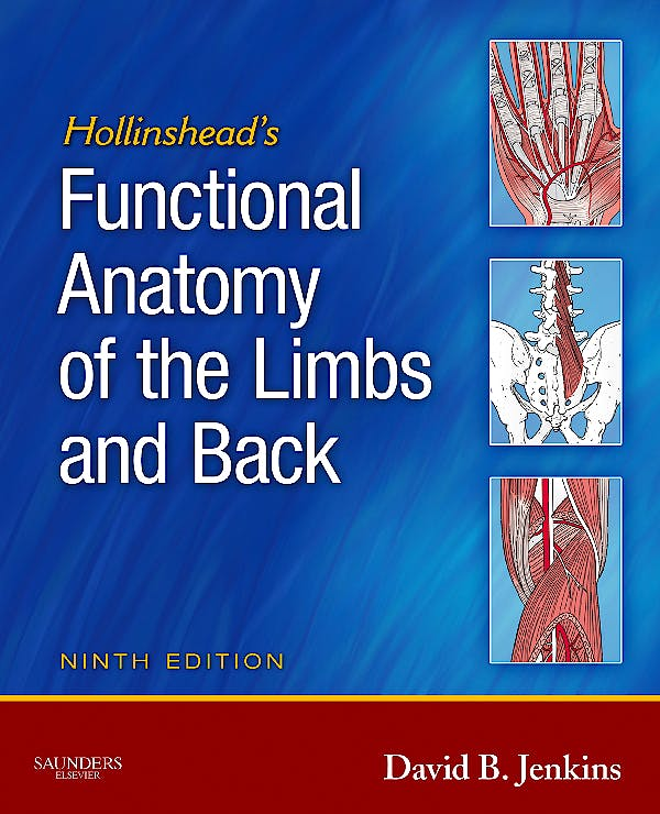 Portada del libro 9781416049807 Hollinshead's Functional Anatomy of the Limbs and Back