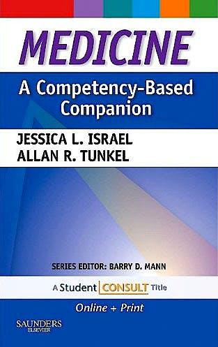 Portada del libro 9781416053514 Medicine. a Competency-Based Companion + Online Access
