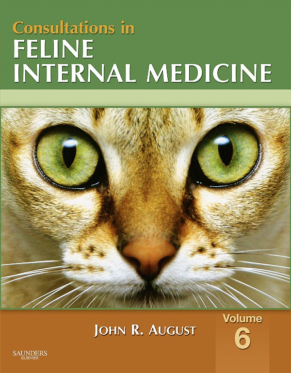 Portada del libro 9781416056416 Consultations in Feline Internal Medicine, Vol. 6