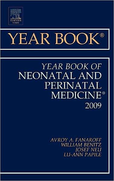 Portada del libro 9781416057437 Year Book of Neonatal and Perinatal Medicine 2009