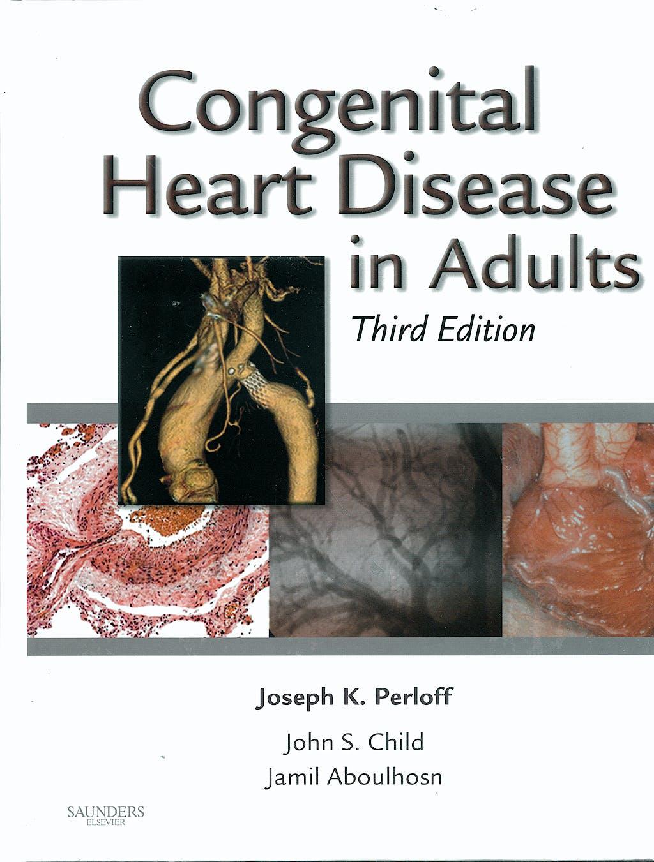 Portada del libro 9781416058946 Congenital Heart Disease in Adults
