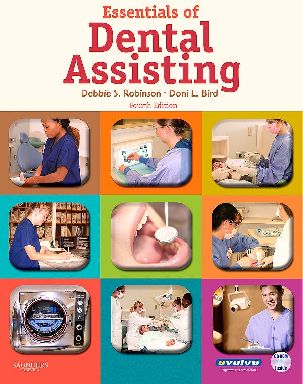 Portada del libro 9781416059783 Essentials of Dental Assisting. Text, Workbook and Dental Instruments Package