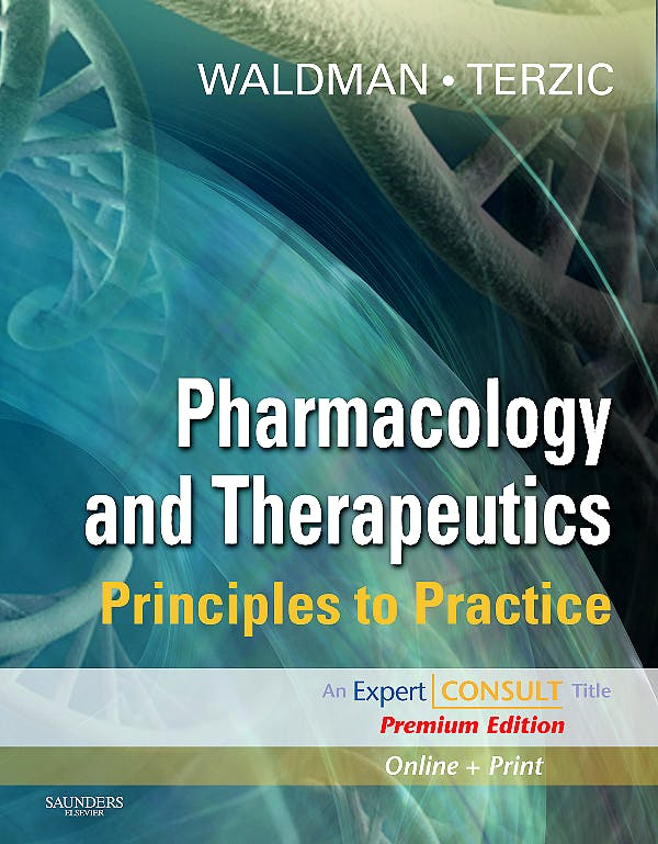 Portada del libro 9781416060987 Pharmacology and Therapeutics. Principles to Practice Premium Edition