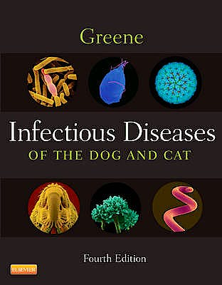 Portada del libro 9781416061304 Infectious Diseases of the Dog and Cat