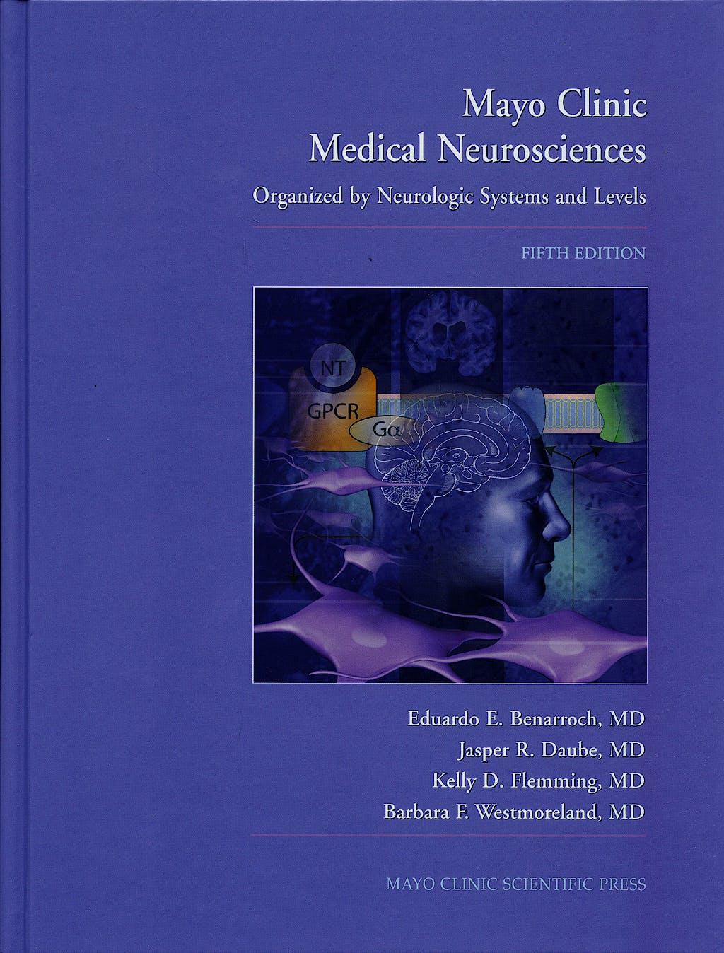 Portada del libro 9781420045161 Mayo Clinic Medical Neurosciences