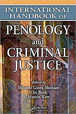 Portada del libro 9781420053876 International Handbook of Penology and Criminal Justice